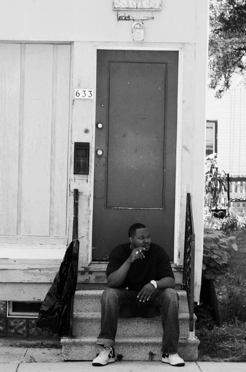 Sitting and Smoking
