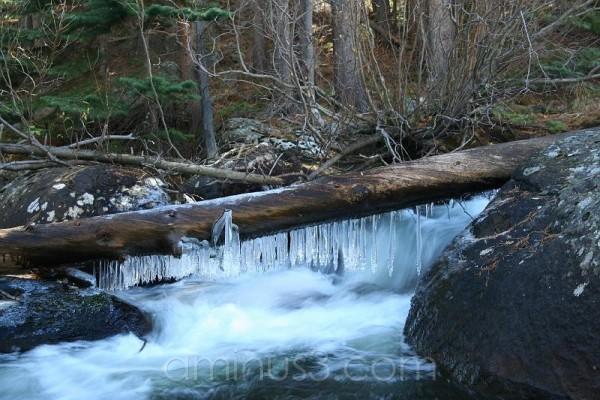Morraine Valley Waterfall RMNP