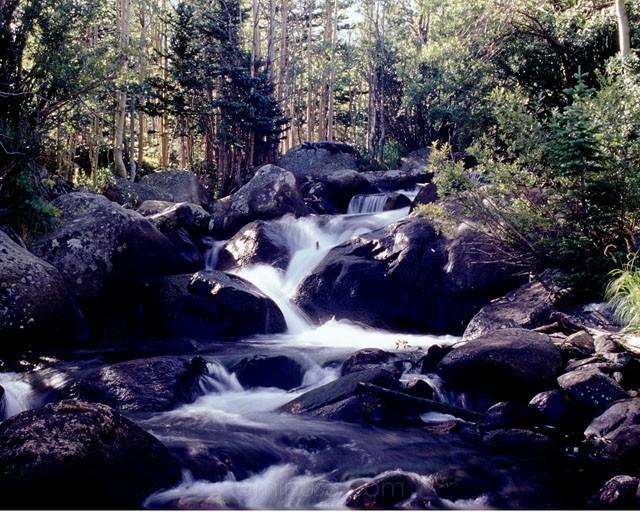 Colorado Waterfall