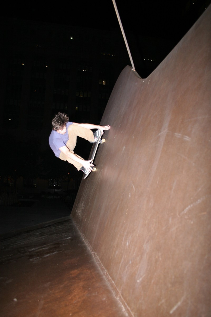 Wall Ride Picasso