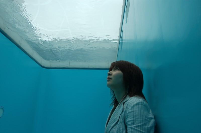 Sachiko at the 21st Century Museum of Art