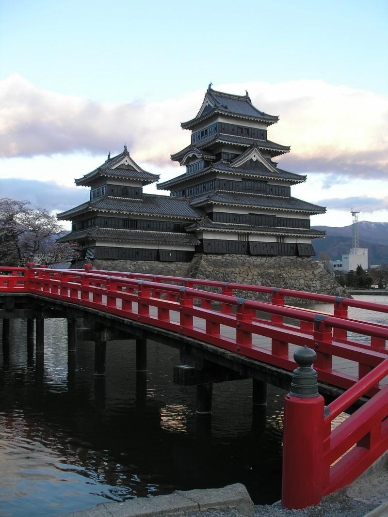 Matsumoto-Jo in Nagano Prefecture