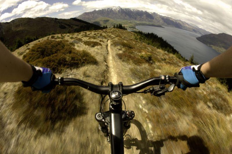 Fern Hill, Mountain Biking