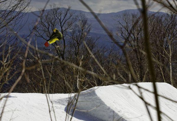 john murphy, East Coast Super Shoot, Blatt