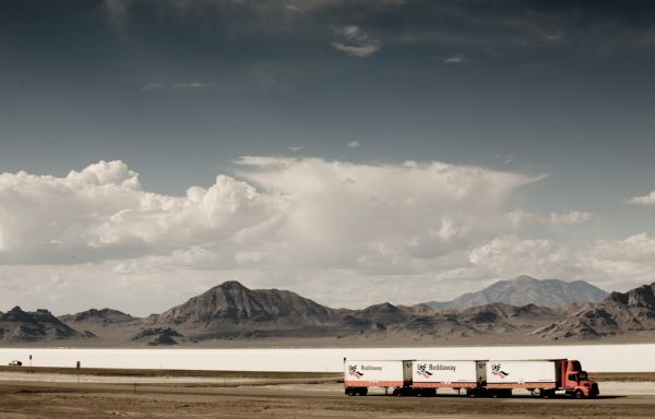 Triple Decker, Salt Flats