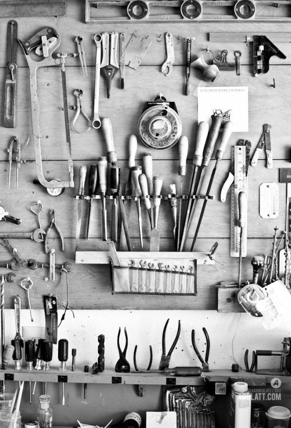 Gramps, Tools, Aaron Blatt, Blatt, Photography