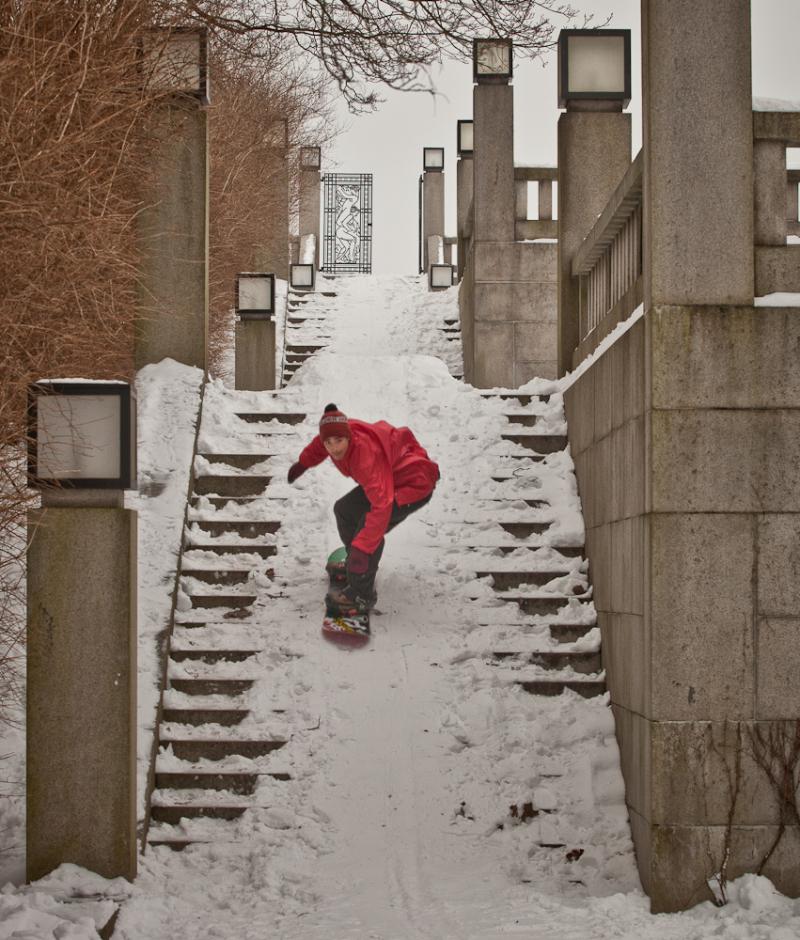 Darrell, Oslo