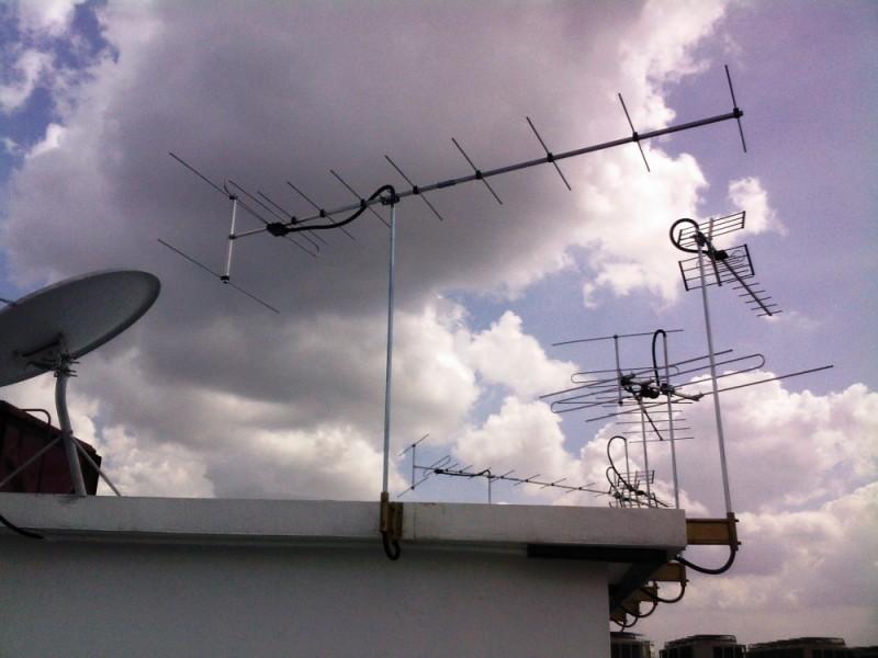 Yagi–Uda antenna