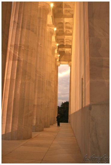 Washington DC, Lincoln Memorial