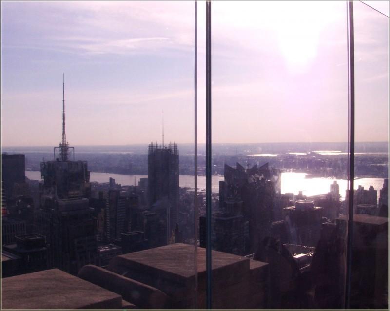 NY Sky view