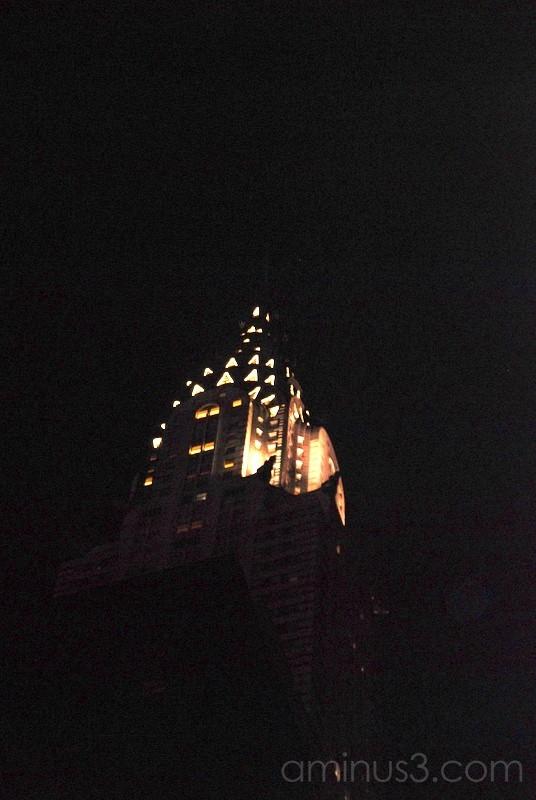 Chrysler at Night