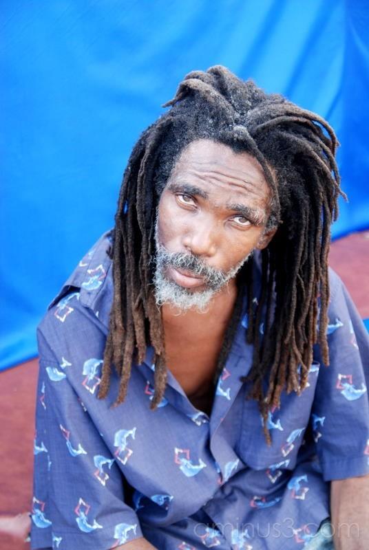 Jamaica Rastafarian Kingston rasta locks