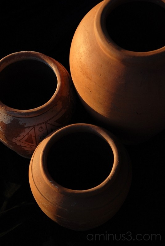 Clay pots Kingsaton Jamaica