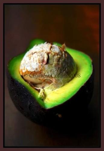 Jamaica Avocado pear Local food fruit delicious