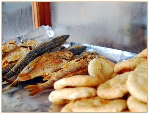 Jamaica Street food