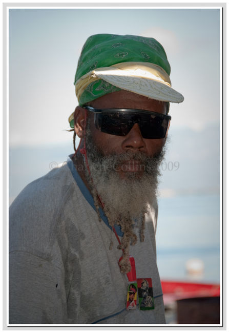 Jamaica Port Royal Fisherman