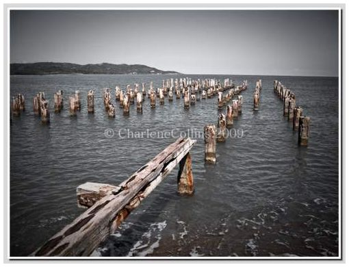 St Mary Annotto Bay Old wharf Jamaica