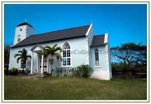 JAmaica Church Anglican Trelawny