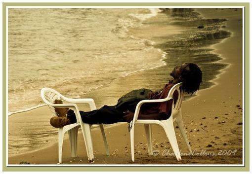 Sleepng Jamaica