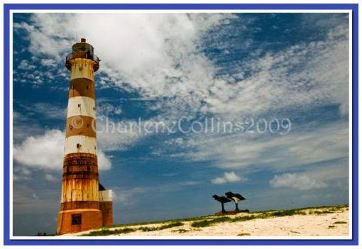 St THomas Morant Point East Jamaica Lighthouse