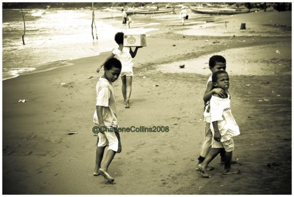 Little Ochi Manchester fishing children