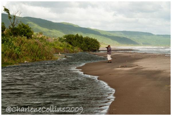 MAnchester Jamaica Gut River