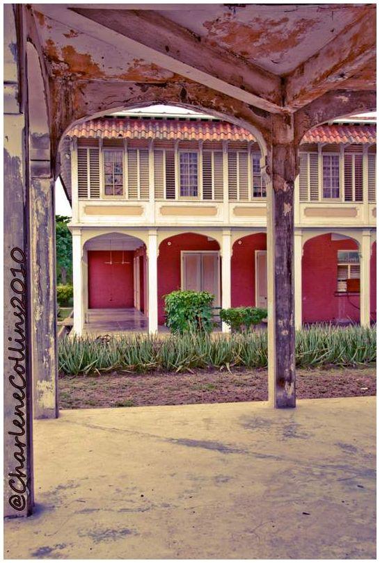 Port Royal Jamaica Kingston restoration