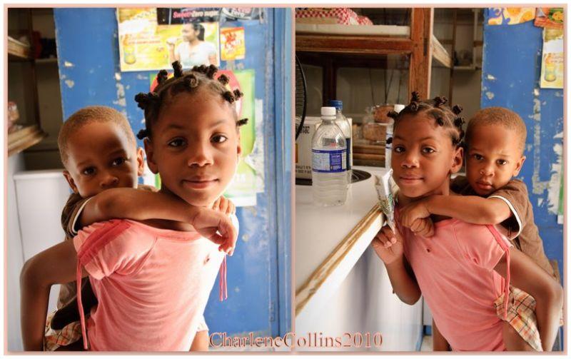 Jamaica Children sweet