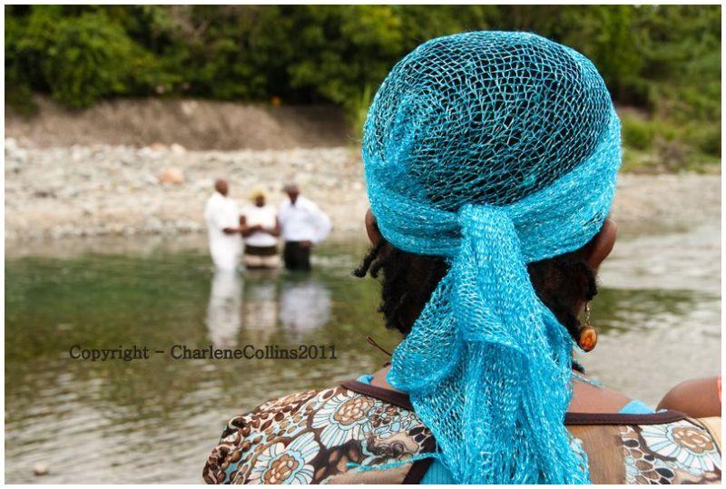 St Thomas Jamaica Hillside Dam