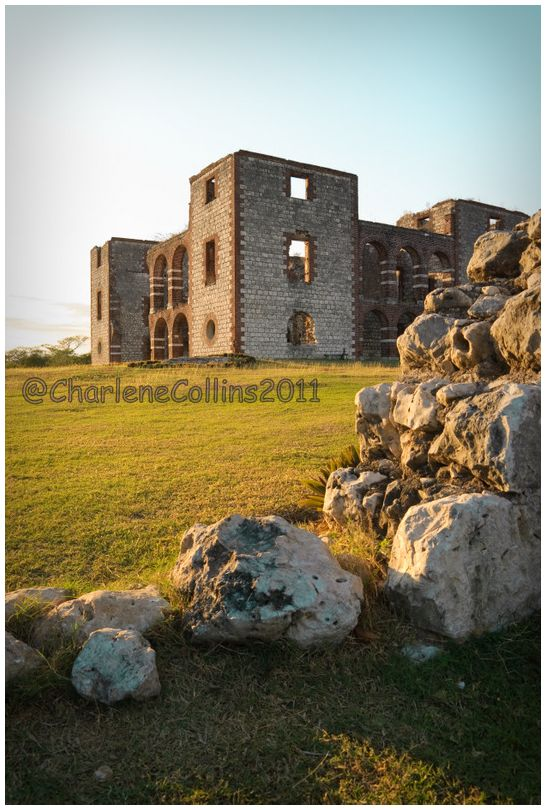 St Catherine Old Harbor Train Colbeck Castle Jamai