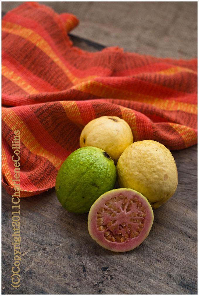 fresh fruit Jamaica local guava