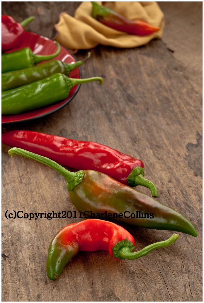 Peppers Chile Jamaica Jalapeno
