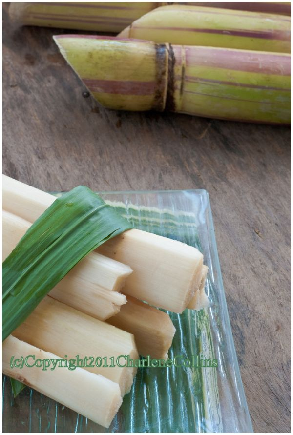 Sugar cane Gizzada jamaica sweet