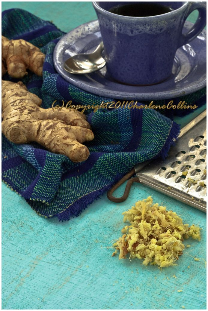 Fresh root ginger spice Jamaica