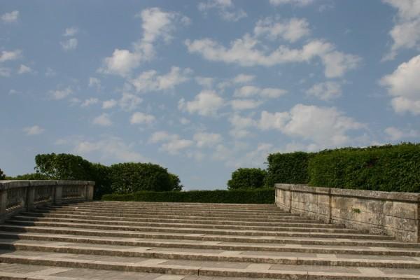 versailles stairway