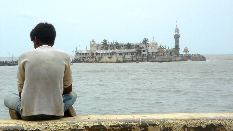 haji ali mosque in Mumbai