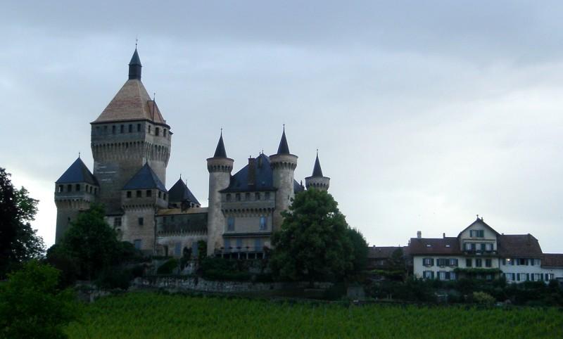 Castle of Vufflens