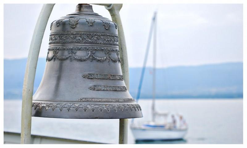 bell's boat, Geneva lake