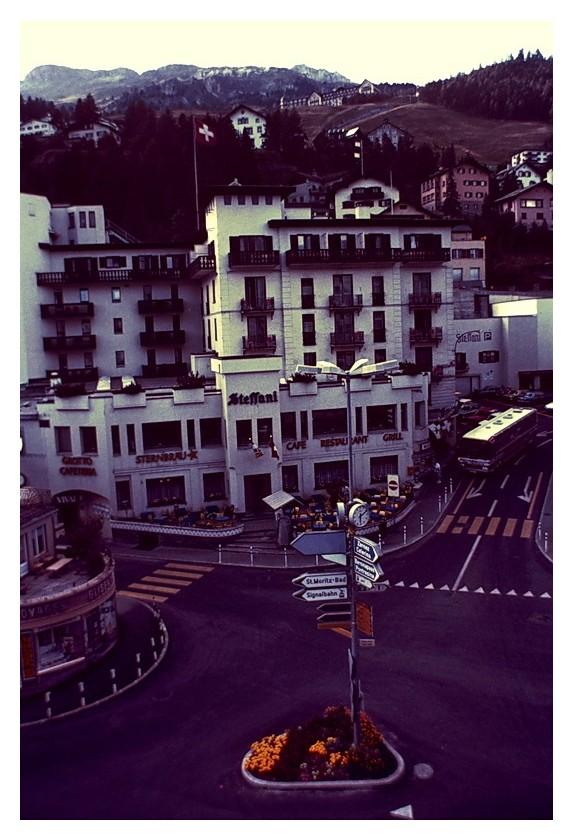Swiss Intersection