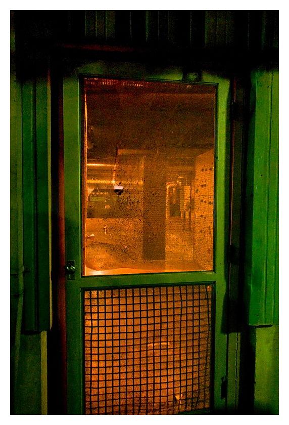 The Green Screen Door