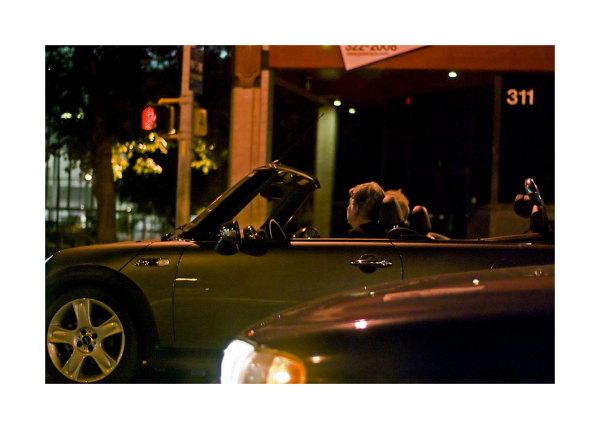 Austin Nightscapes: Convertible