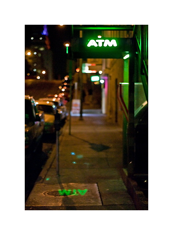 Austin Nightscapes: ATM