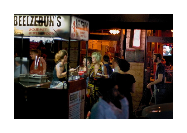 Austin Nightscapes: Gourmet Street Food