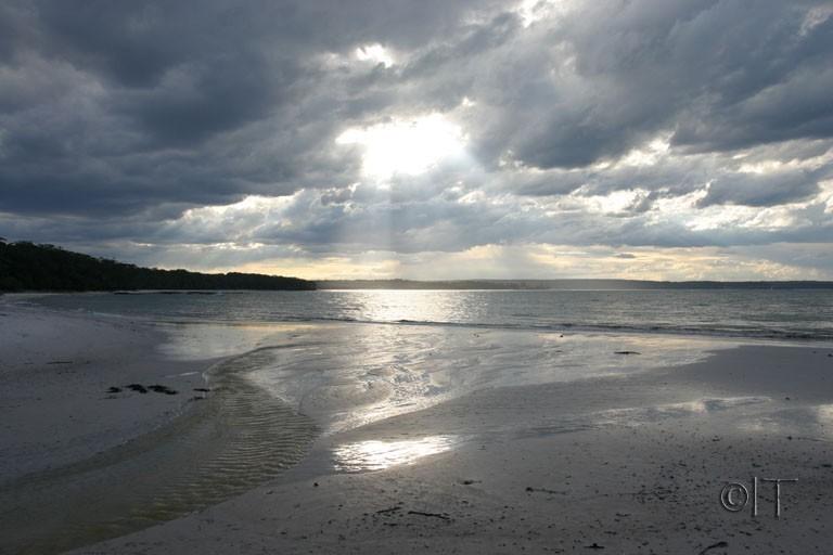 Photo, Jervis bay, Australia