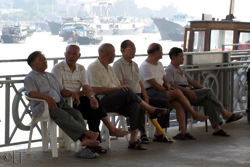Hong Kong. Cheung Chau.