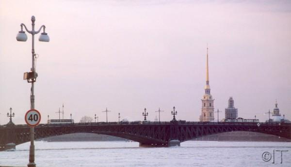 Russia, St. Petersburg.