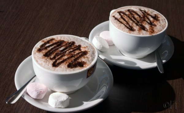New Zealand. Christchurch. Gondola Cafe, Coffee