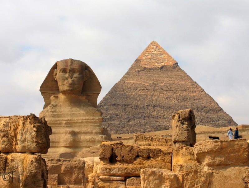 Egypt. Cairo. Sphinx