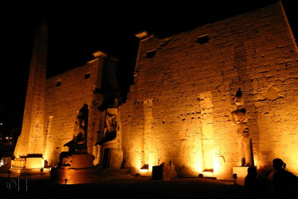 Egypt. Luxor Temple