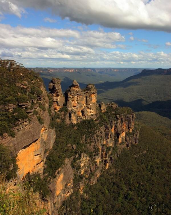 Australia. Three Sisters